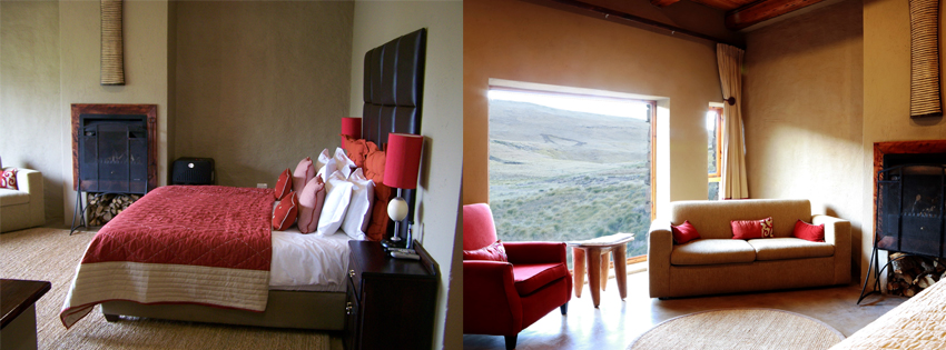 Tenahead Mountain Lodge Luxury Rooms